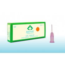 MESORAM Micro-Injektionsnadeln 30G/0,30x13mm (größerer Innendurchmesser)